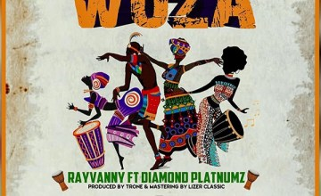 Rayvanny Woza ft Diamond Platnumz