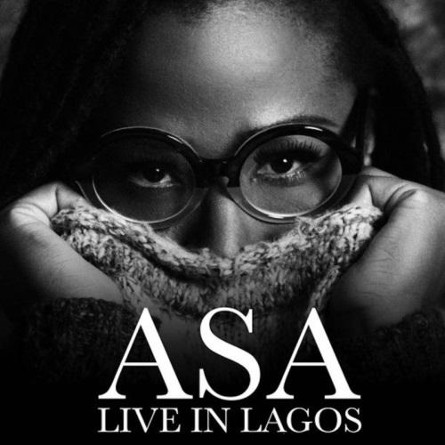 Asa Live In Lagos album