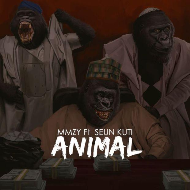 Mmzy Animal ft Seun Kuti