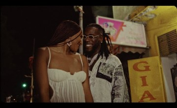 Burna Boy Onyeka video download
