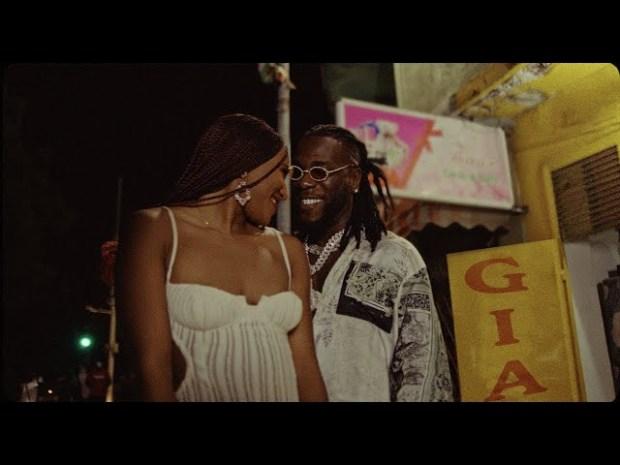 Burna Boy Onyeka video download