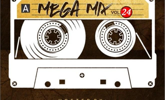 DJ Highbee Mega Mix Vol 24