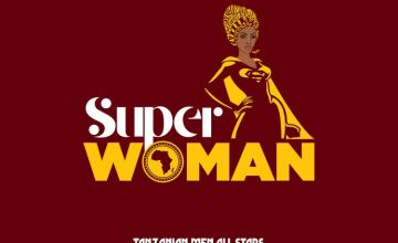 Tanzania Men All Stars Super Woman