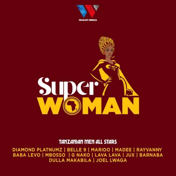Tanzania Men All Stars Super Woman