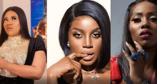 Nkechi Blessing Reveals What Tiwa Savage Should Have Done Differently With Seyi Shay