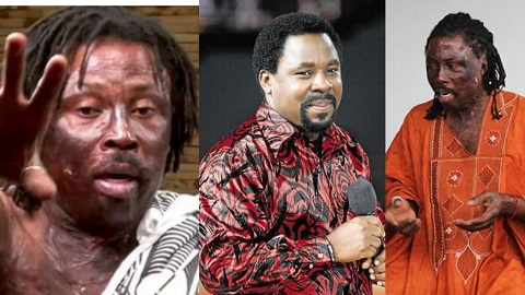 'I Killed TB Joshua In A Spiritual Battle' – Ghanaian Traditional Priest