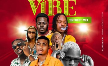 [Mixtape] DJ OP Dot – Problem Vibe (Street Mix)