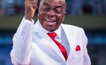 """""""If You Are A Feminist, Don't Get Married"""" – Bishop Oyedepo"""
