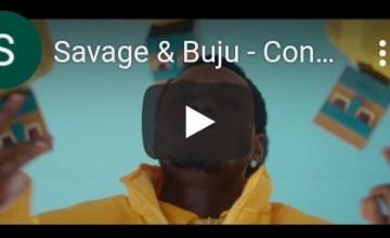 [Video] Savage & Buju – Confident
