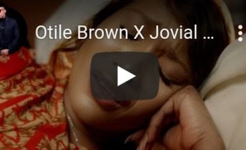 [Video] Otile Brown – Jeraha Ft. Jovial
