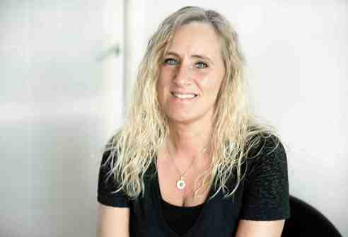 Zoneterapeut Susan Lindhøj Mathiesen