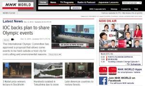 NHK WORLD「J-MELO」の視聴方法