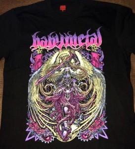 su-metal生誕祭Tシャツ