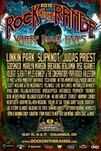 babymetal ROCK ON THE RANGE 2015