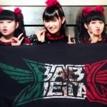 BABYMETAL 5/9@メキシコCirco VoladorセットリストとYouTubeライブ動画まとめ!