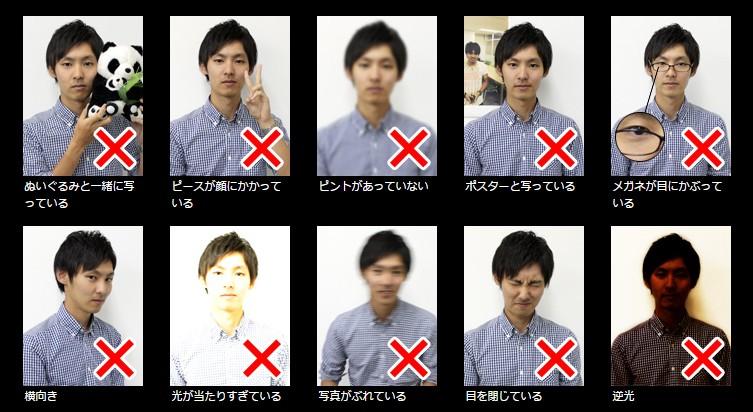 顔写真認証