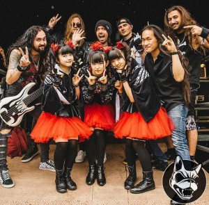 babymetal download festival2015 dragonforce