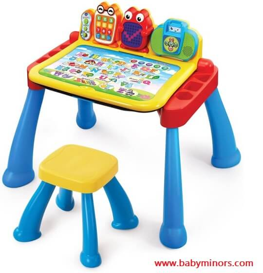 VTech-Touch-and-Learn-Activity-Desk-Deluxe-gift-ideas