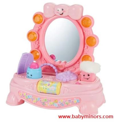 Fisher-Price-Laugh-Learn-Magical-Musical-Mirror-Latest Gifts Ideas For 1 Year Old Baby Girl In 2020
