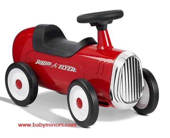 Radio-flyer-Roadster-Meaningful Gifts for One Year Old Boy