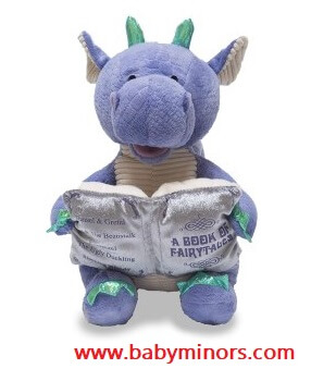 Storytelling-Dragon-Meaningful Gifts for One Year Old Boy