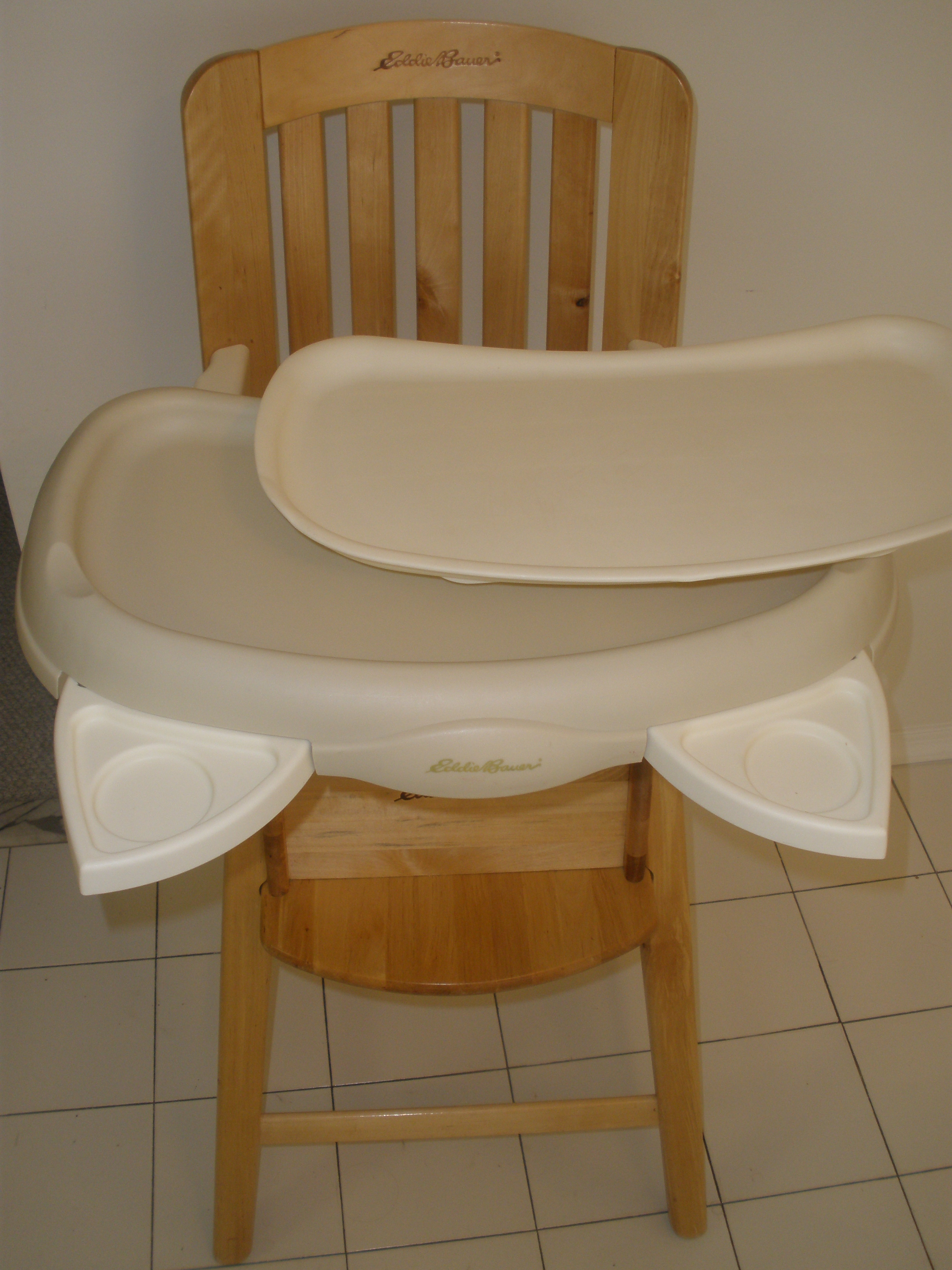 eddie bauer high chairs cosco chair recall newport collection wood review