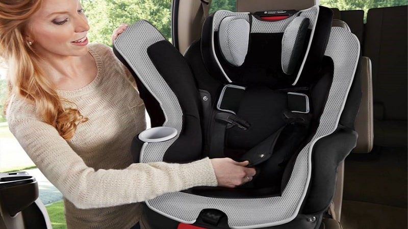 Best way to clean a baby car seat