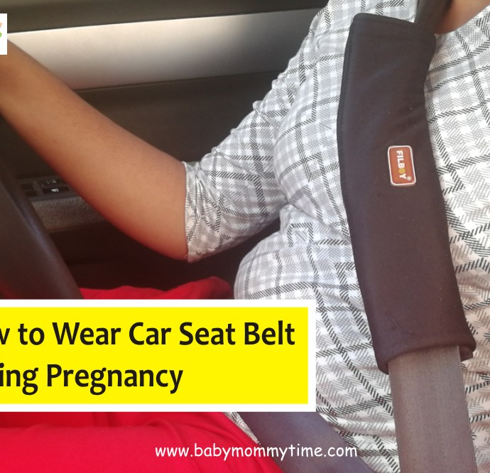 How to Wear Car Seat Belt During Pregnancy