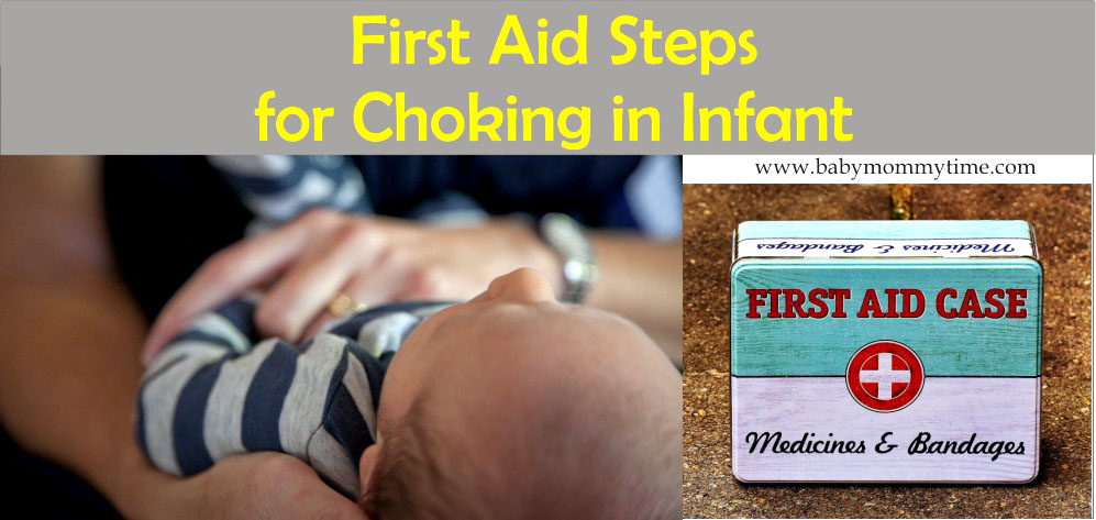 First Aid for a Infant and Baby Who is Choking – Home Remedies