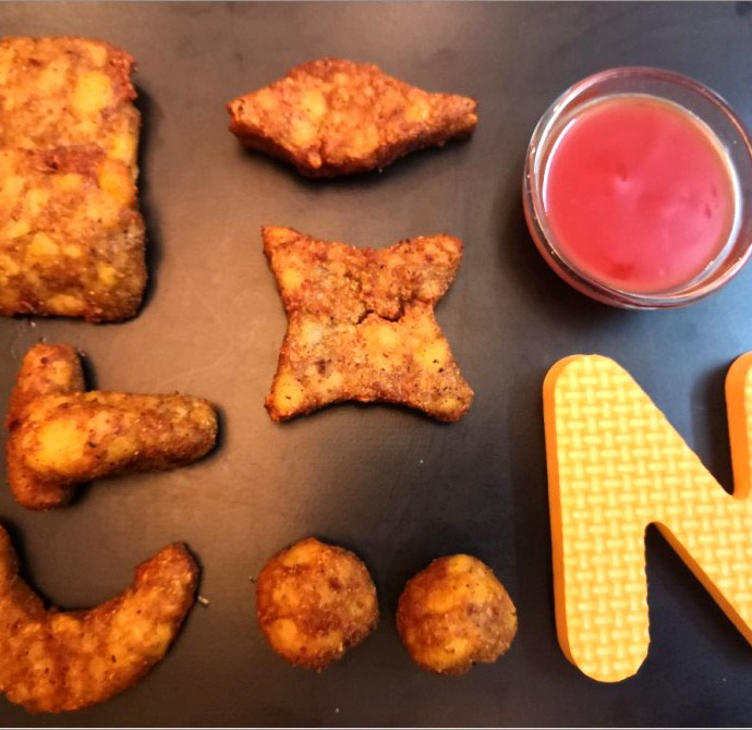 Potato Cutlet Recipe for Toddlers/Kids