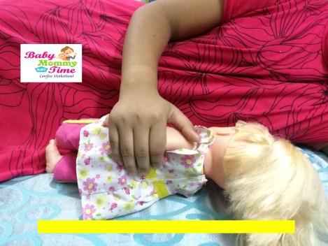 Hold Newborn Baby