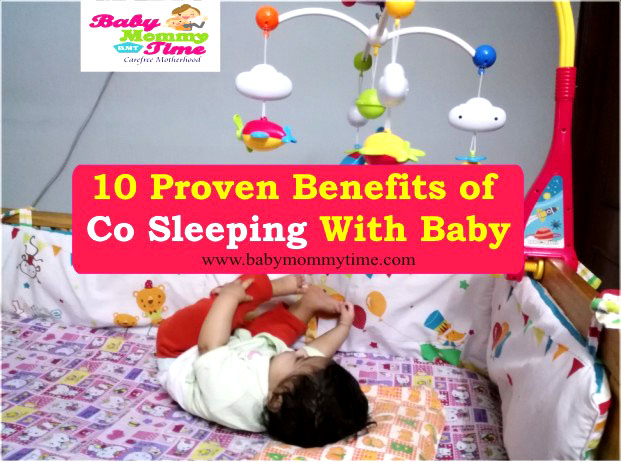 10 Proven Benefits of Co Sleeping With Baby