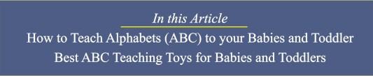 Teach ABC