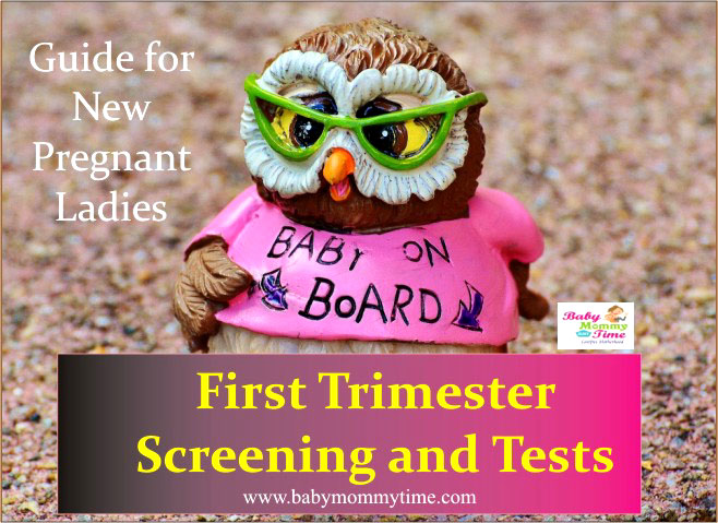 First Trimester Screening and Tests : Get Full Information About Prenatal Test