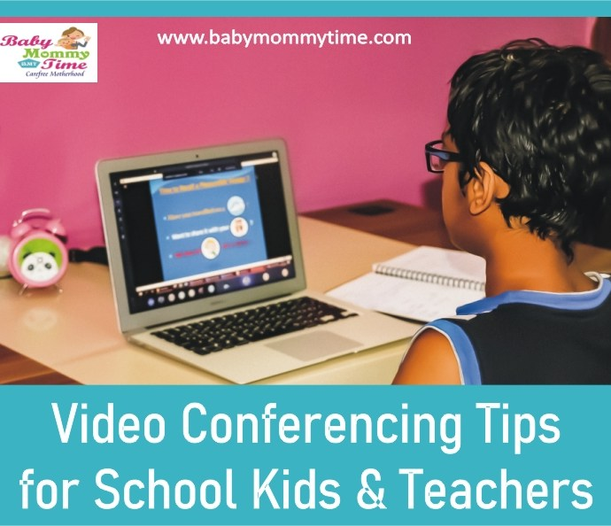 Video Conferencing Tips for School Kids and Teachers