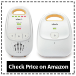 VTech DM111 Safe & Sound Digital Audio Baby Monitor Product Review