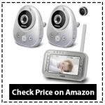 VTech VM342-2 Expandable Baby Monitor Review 2019