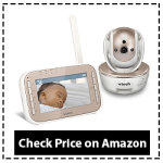 VTech VM343 Safe & Sound Video Baby Monitor Reviews 2019