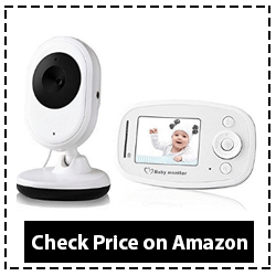 Video Baby Monitor, with Night Vision Camera Reviews
