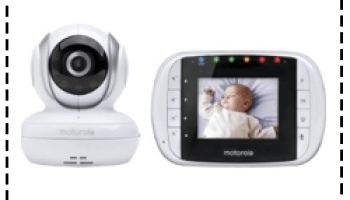 96fd33d4715 Hello Baby HB24 Reviews Wireless Video Baby Monitor with Digital ...