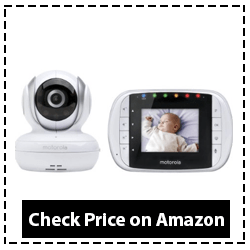 Motorola MBP36S Video Baby Monitor Reviews 2020