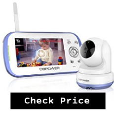 DBPOWER - baby Video Monitor