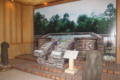 salah satu koleksi museum