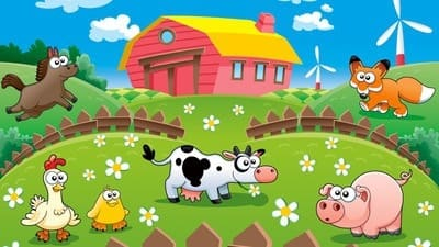 Children songs and nursery rhymes for entertainment, fun, and learning