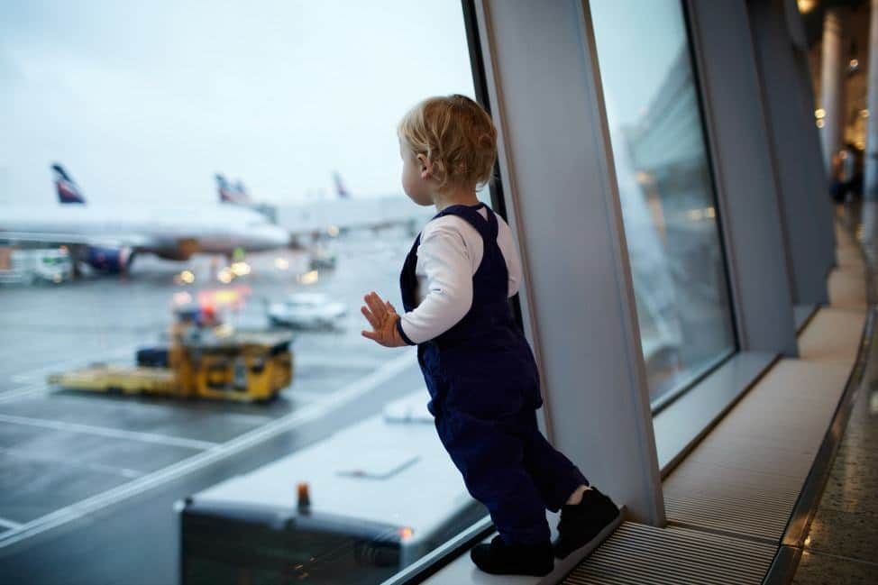 What Every Parent Must Know When Flying With a Baby