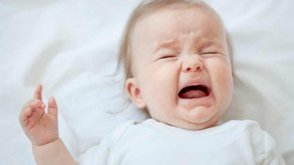 never ignore baby crying