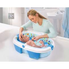 Baby Chair Carrier Corner With Ottoman Summer Infant : Newborn To Toddler Fold Away Bath | Needs Online Store Malaysia