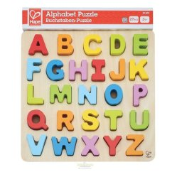 Wooden Potty Chair Folding Bed Philippines Hape : Alphabet Puzzles Uppercase 26pcs | Baby Needs Online Store Malaysia