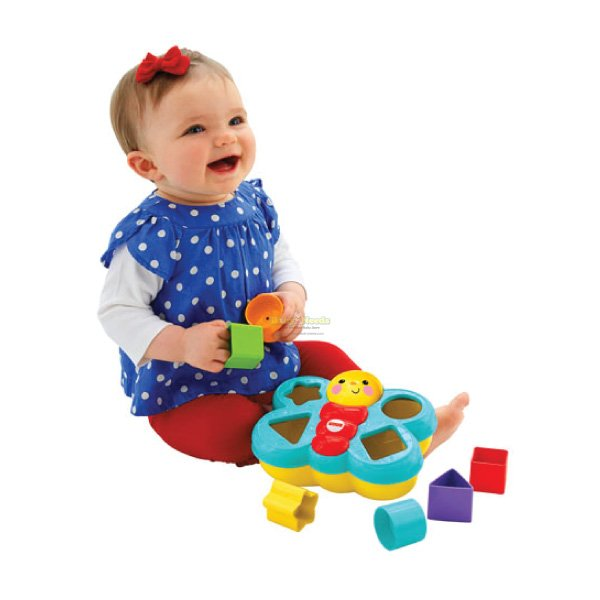 fisher price swing chair executive leather office : butterfly shape sorter | baby needs online store malaysia