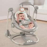 Bright Starts : Ingenuity Convert Me Swing 2 Seat 10216